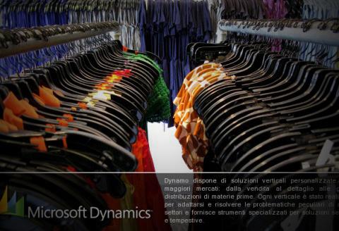 Microsoft Dynamics GDO Retail prodotti