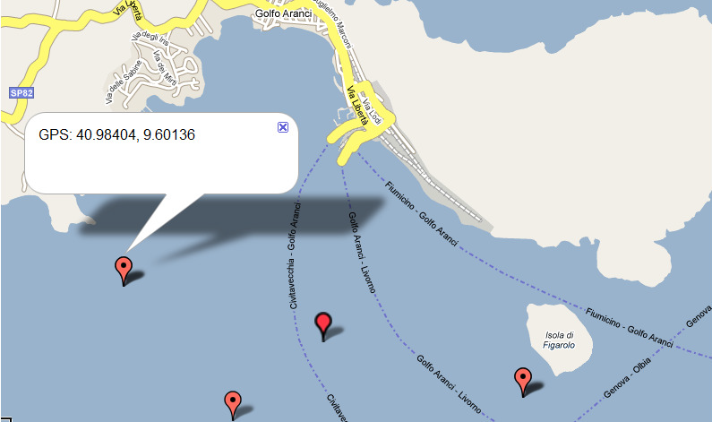 Interactive on Shipping Prodotti