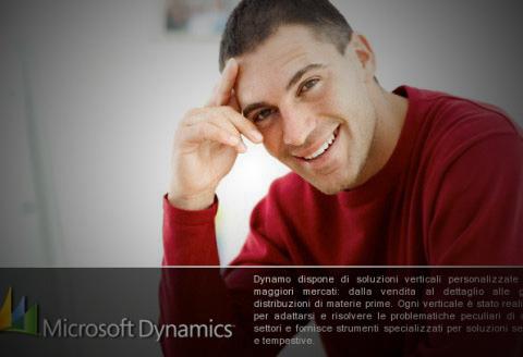 Microsoft Dynamics prodotti