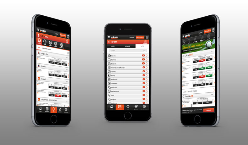 Intralot mobile android