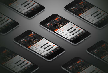 intralot App iphone prodotti
