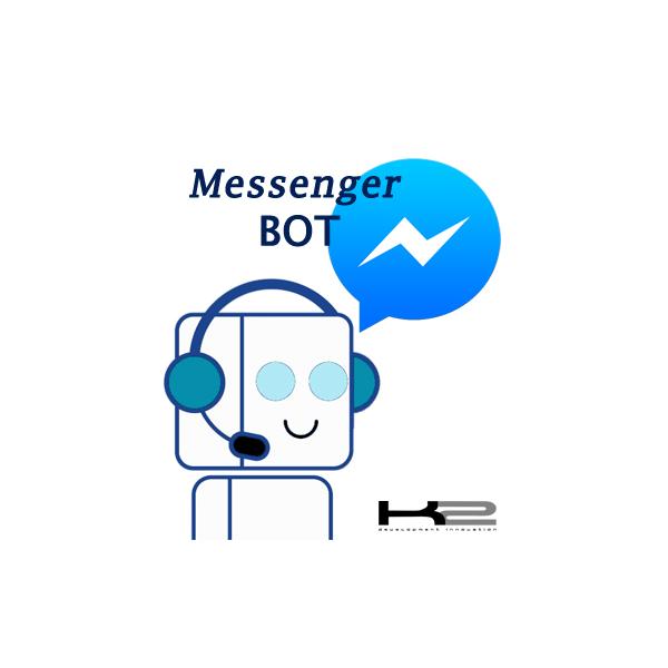 Bot Messenger e messaggi personalizzati.