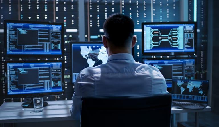 Cybersecurity engineer Milano
