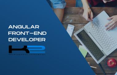 Angular Front-End Developer