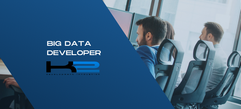 big data developer